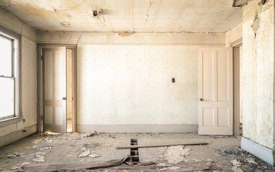 """Régi házak felújítása a """"szendvics ház"""" módszerrel."""